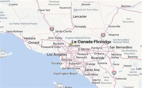 la canada flintridge weather station record historical