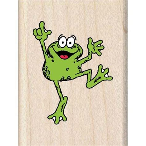 frog rubber st images of inkadinkado frog inky is almost a mascot for