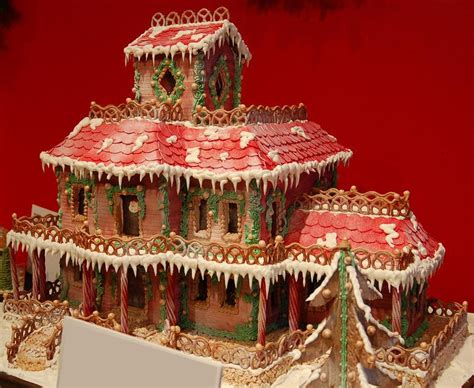 Bread Houses by Ljt Graphic Design Gingerbread Creations
