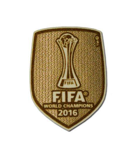 Patch Fifa 2016 For Madrid fifa club rmcf real madrid world cup chions 2016
