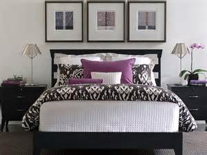 Bedrooms Purple - purple and white bedroom combination ideas