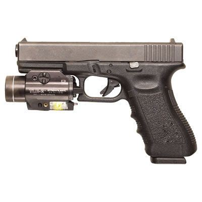 pistol mounted light and laser tactical light with red aiming laser tlr 2 174 streamlight 174