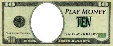 Template For Money by Realistic Play Money Templates Free Printable Play Money
