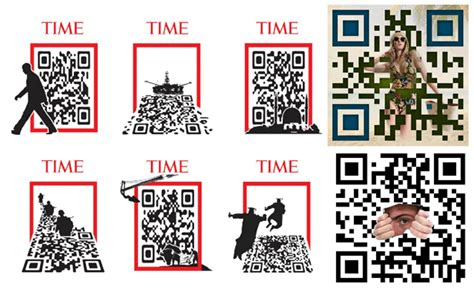qr code layout designed qr codes the next level webdesigner depot