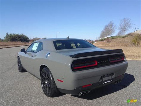 challenger gray and 2017 destroyer grey dodge challenger r t pack