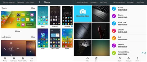 lenovo themes settings lenovo vibe k5 note quick review size is not the only