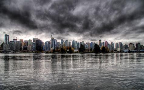 imagenes a blanco y negro de ciudades fondo de ciudad nublado blanco y negro