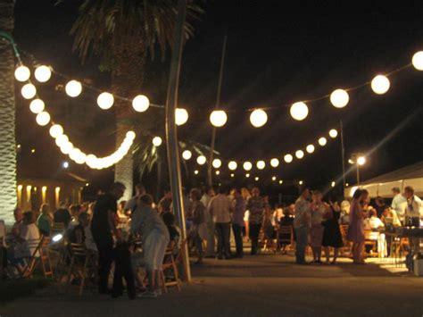 Outdoor Festoon Lights Welcome Wallsebot