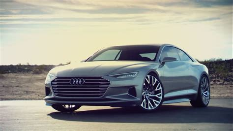 future audi a9 audi prologue concept exterior and interior youtube