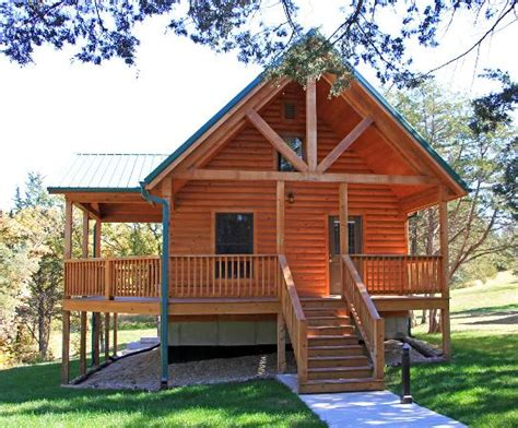 Kansas Lakes With Cabins by Cabin 12