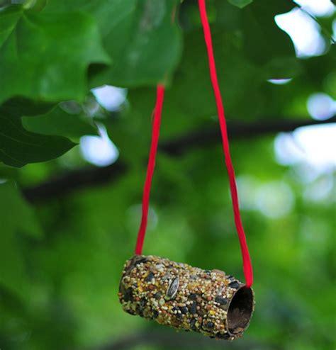 diy make your own bird feeders