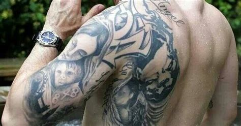 new tattoo hot tub tommy s back tattoos tom hardy pinterest tom hardy