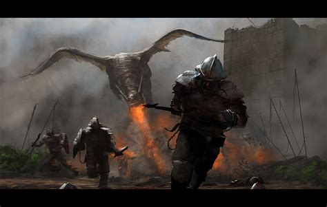 Dragons Images Attack Hd Wallpaper by Awesome Wallpapers 20 Awesome Wallpapers