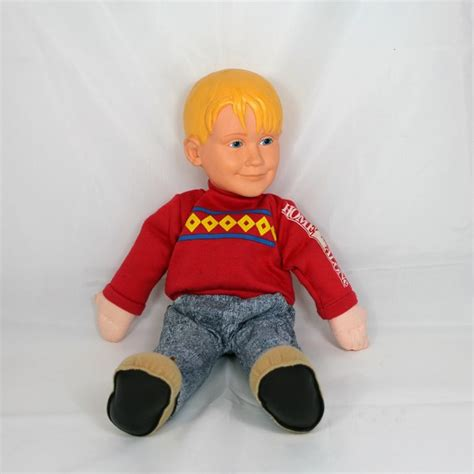 home alone 17 inch kevin mccallister doll