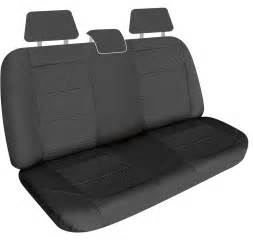 Car Covers For Back Seat Car Seat Covers Elite Rear Grey