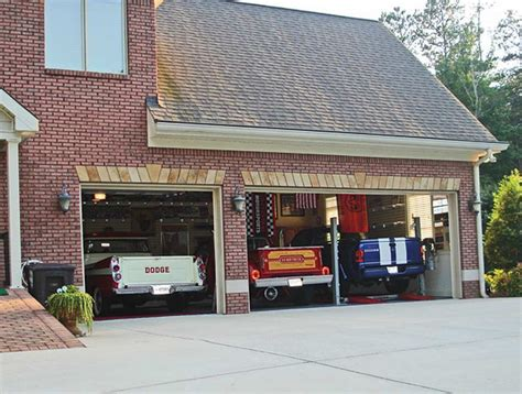 car garage design more three car garages are being built than single apartments gearheads4life