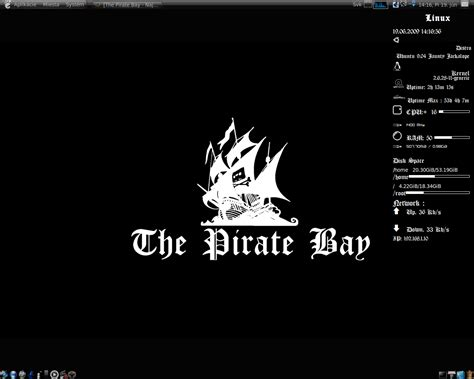 Pirate Bay by The Pirate Bay Desktop