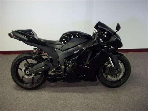 2007 Kawasaki Zx6r by 2007 Kawasaki Zx 6r Sportbike For Sale On 2040motos