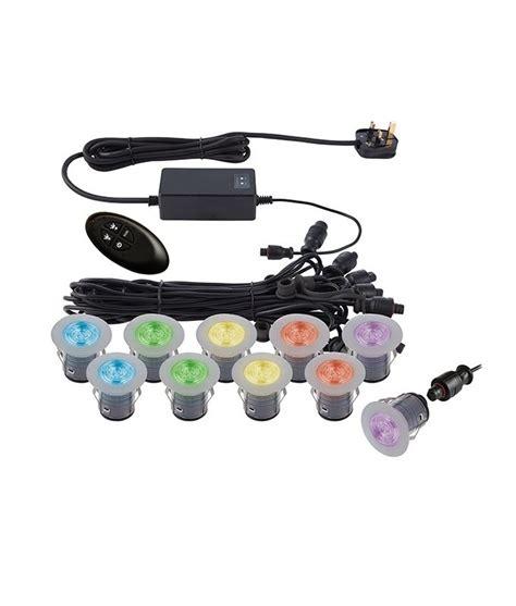 colour changing ten light led kit 3 sizes