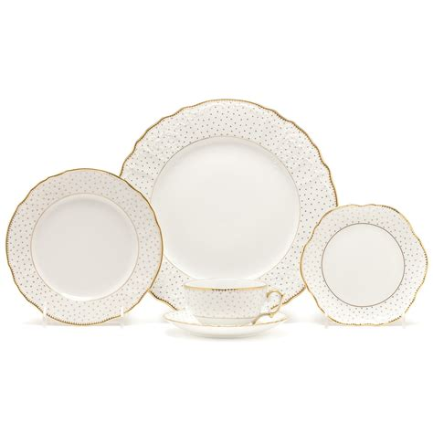 Simply Set By Anni weatherley simply polka dinnerware gump s