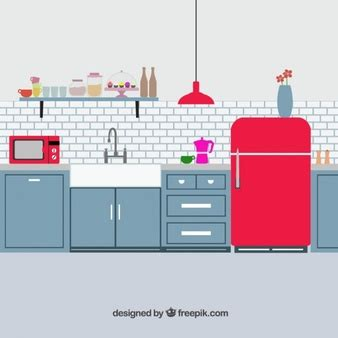 Kitchen Vector Kitchen Vectors Photos And Psd Files Free