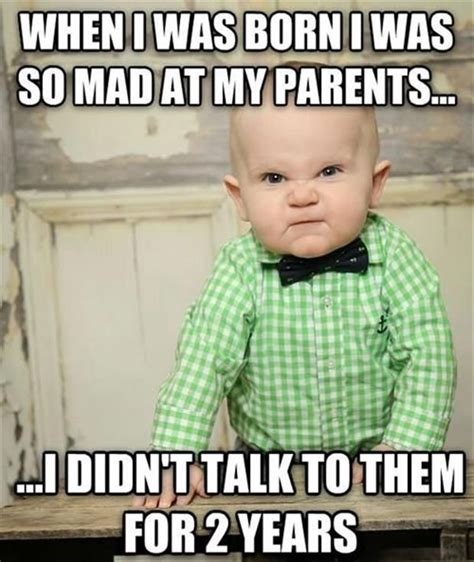 Memes About Babies - best 25 angry baby meme ideas on pinterest angry baby