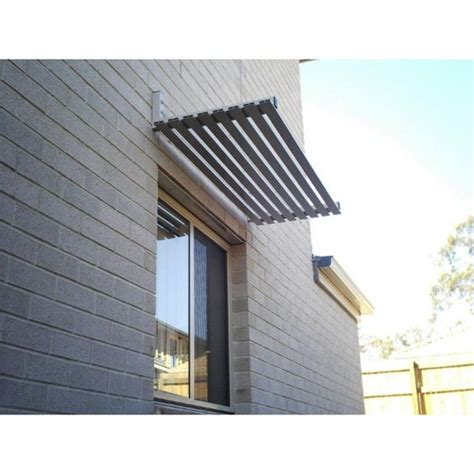 exterior window awnings horizontal slat awnings are made to window standard window