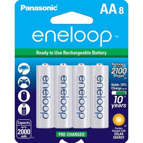 Best Produk Panasonic Basic Charger Eneloop Aa 2000mah 4pcs 2100cycl panasonic eneloop aa rechargeable ni mh batteries bk 3mcca8ba
