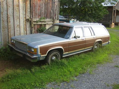 1985 Ford Ltd by Clarkgriswold 1985 Ford Ltd Country Squire Specs Photos