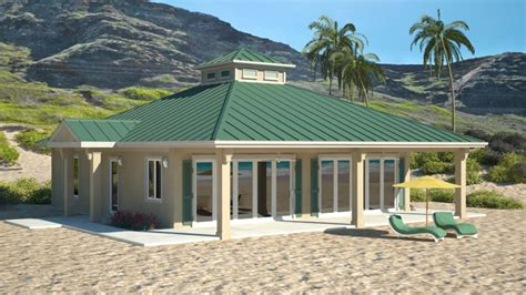 covill cabana coastal home plans homeplannercatalog com simple cabana hpc 151