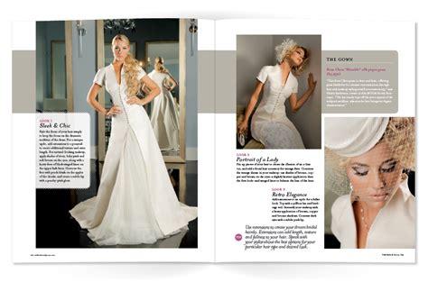 layout magazine wedding utah bride groom magazine fashion layout dessidesigns