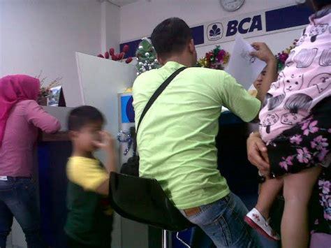 Bca Halim | usai libur panjang bank di bandar lung diserbu nasabah