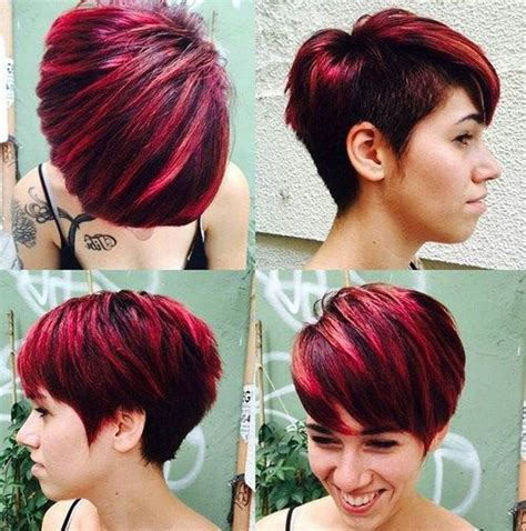 60 overwhelming ideas for short choppy haircuts undercut 60 overwhelming ideas for short choppy haircuts side