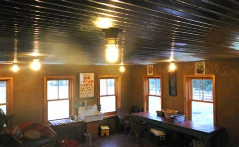 rustic basement ceiling ideas and basement lower level