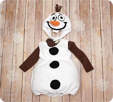 olaf costume costume di carnevale da olaf di frozen cento per cento mamma