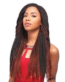 single braids with color 40 individual braids styles you ll