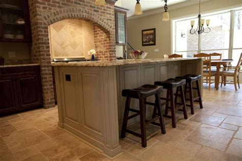 Custom Kitchen Island Design Travertine Dining Table For Sale Images Travertine Dining Table For Sale Images Marble Top
