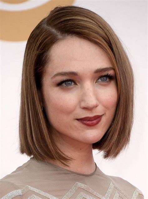 short hairstyles cut into the neck neck length haircut style pictures hairstylegalleries com