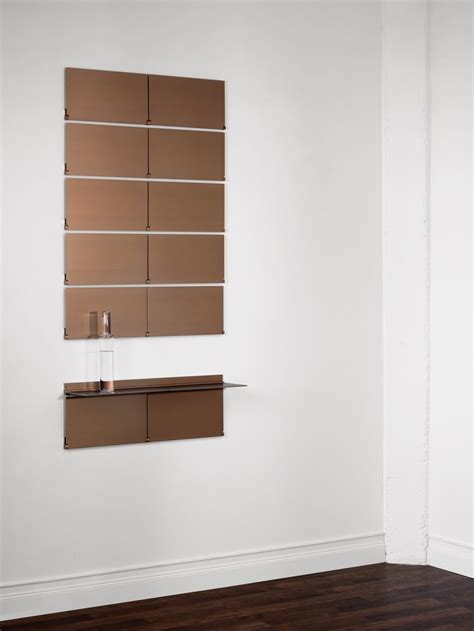 Simple Wall Shelf by Simple Shelf That Can Be Transformed Into Wall Panels