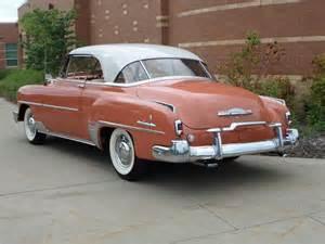 Chevrolet Two Door Cars 1952 Chevrolet Deluxe 2 Door Hardtop 161644