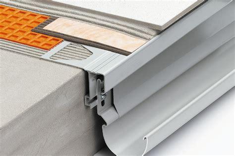 Schluter® BARA RTK   Balcony Profiles   Balcony Profiles