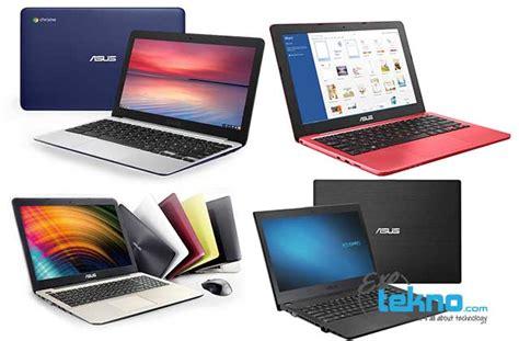 Laptop Asus Yang Paling Bagus 10 laptop asus paling murah terbaru 2017 dibawah 4 juta exotekno