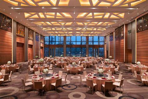 Banquet Interior Design Ideas by Banquet Interior View