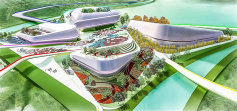 design themes in landscape architecture melk qingdao expo