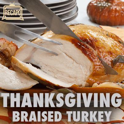 The Kitchen Turkey by The Chew America S Test Kitchen Braised Turkey Recipe