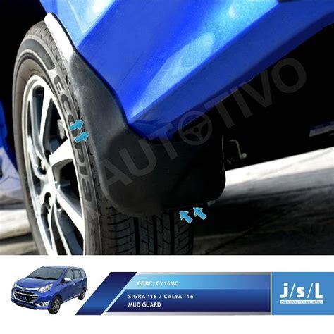 Karpet Lumpur Toyota Yaris spek harga otomobil mud guard karpet lumpur roda toyota