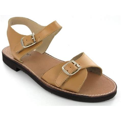 soft leather sandals san malo womens soft leather open toe buckle summer