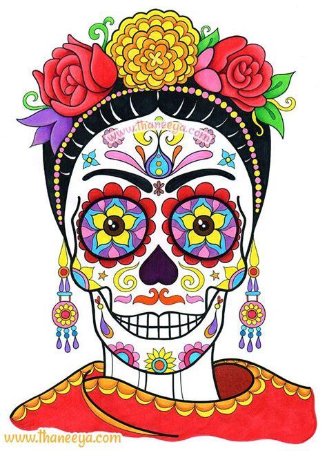 imagenes de calaveras para vestir m 225 s de 1000 ideas sobre dibujos de calaveras mexicanas en