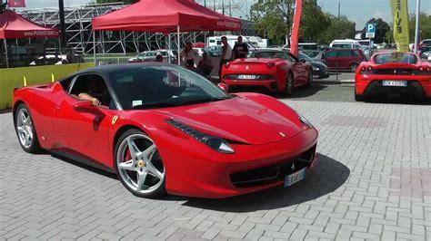 Ferrari 478 Italia manejando la ferrari 478 italia en maranello salida youtube