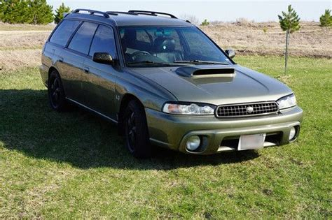 subaru legacy wagon custom purchase used subaru legacy turbo righthand drive